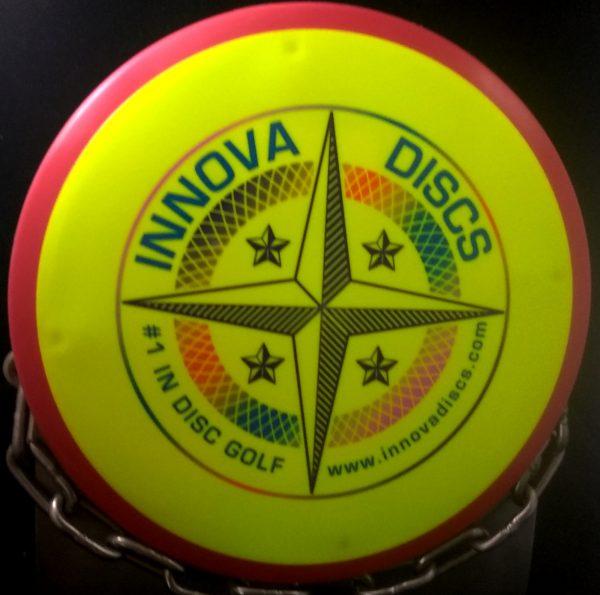 Innova 1st Run Star AVATAR Golf Disc