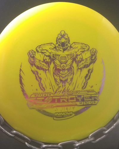 Innova Ricky Wysocki 2 Time World Champion Star DESTROYER Golf Disc