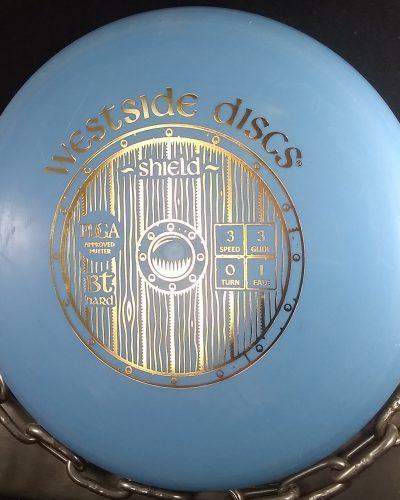 Westside Discs BT Hard SHIELD Golf Disc