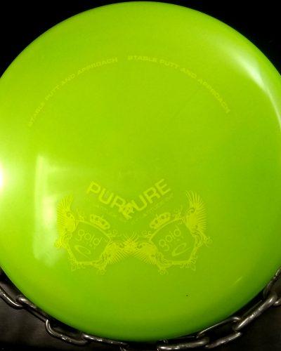 Latitude 64 Gold PURE Golf Disc Putter