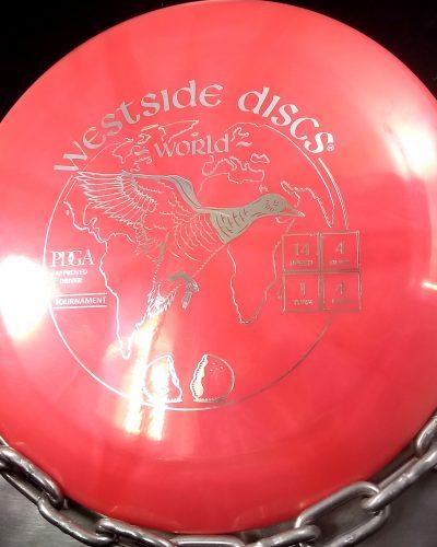 Westside Discs WORLD Golf Disc Driver
