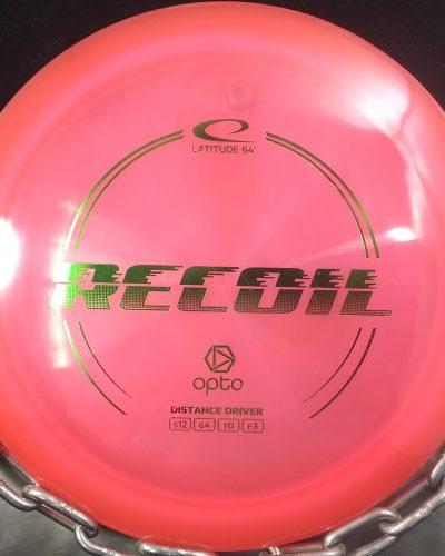 Latitude 64 Opto RECOIL Golf Disc Driver