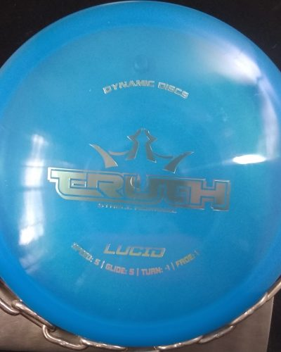 Dynamic Discs Lucid TRUTH Mid Range Golf Disc
