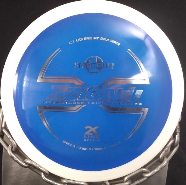 Latitude 64 1st Run Opto-G ZION Golf Disc