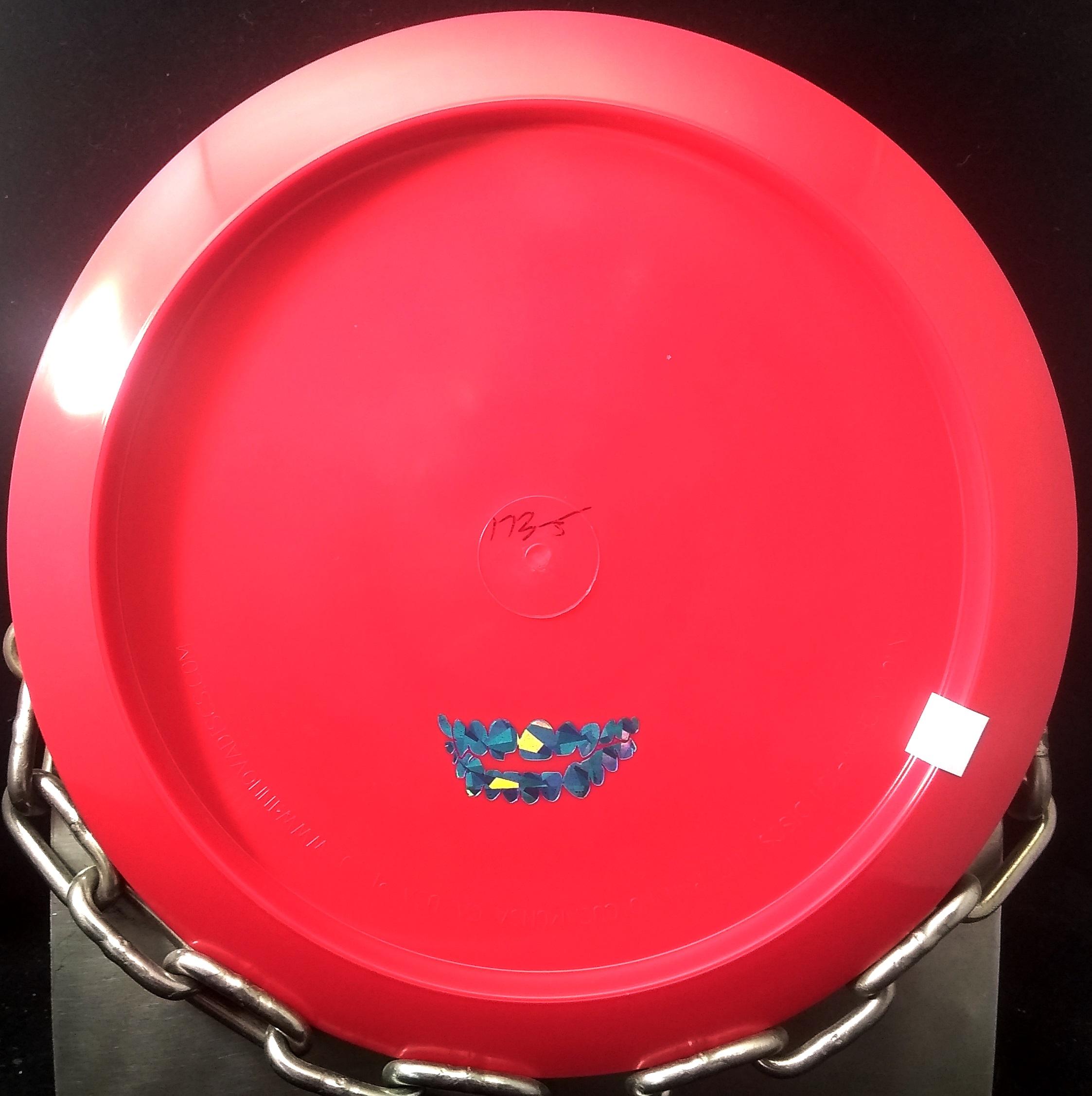 Innova Gregg Barsby Star ROAD RUNNER Golf Disc with bottom stamp