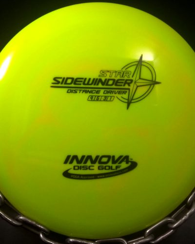 Innova Star SIDEWINDER Golf Disc