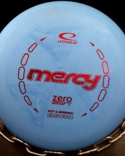 Latitude 64 Zero Soft MERCY Golf Disc