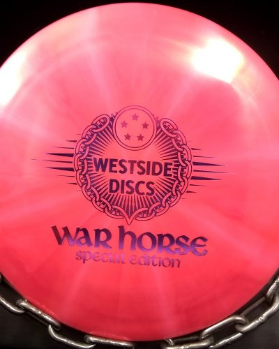 Westside Discs Special Edition Warhorse Golf Disc Driver