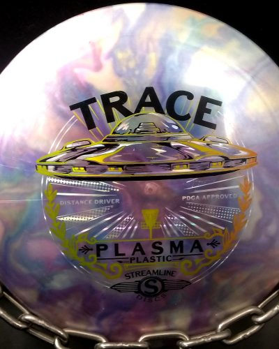 MVP Streamline Plasma Tripps Fly Dye TRACE Golf Disc