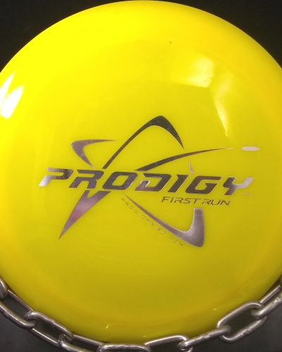 USED First Run Prodigy D-4 Golf Disc