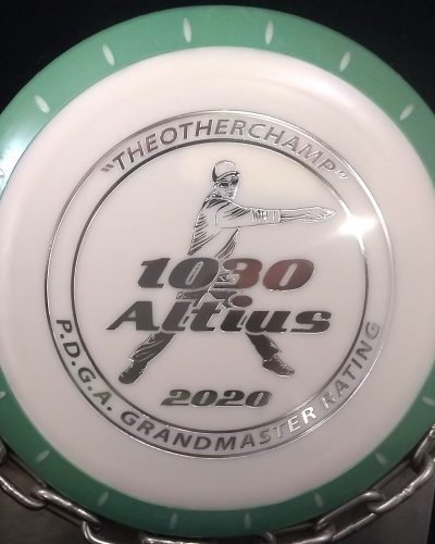 Innova Barry Schultz 'The Other Champ' XT NOVA Golf Disc