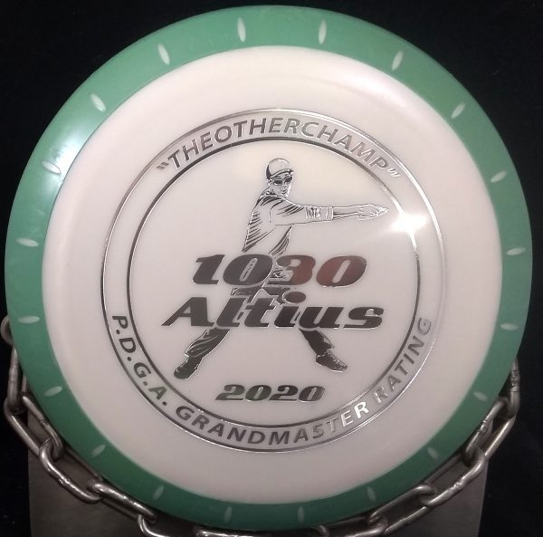 Innova Barry Schultz 'The Other Champ' XT NOVA Golf Disc