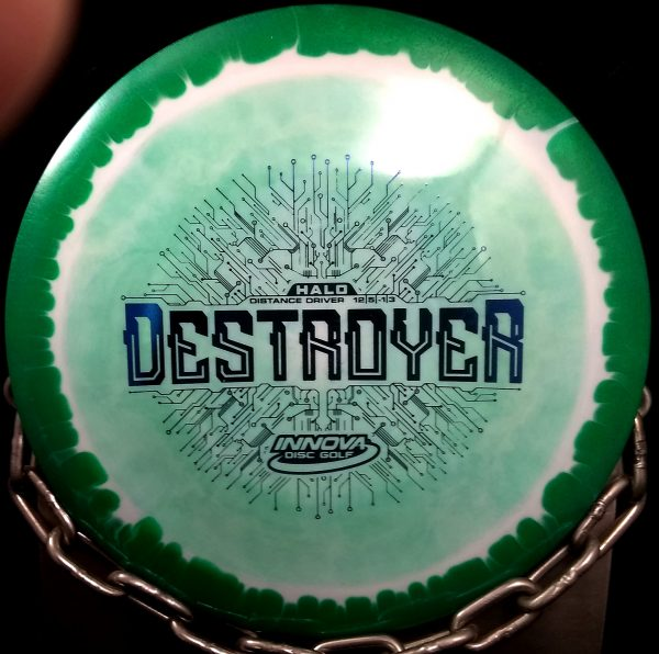 Innova HALO Star DESTROYER Golf Disc Driver
