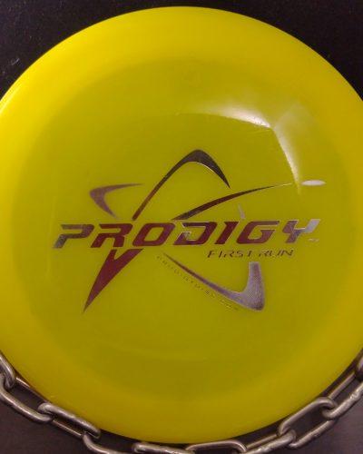 First Run Prodigy D-4 Golf Disc Driver