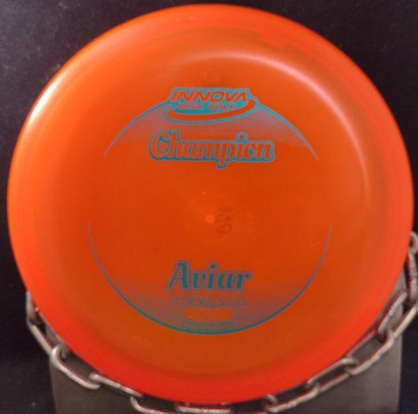 Innova Champion AVIAR Putt and Approach Golf Disc