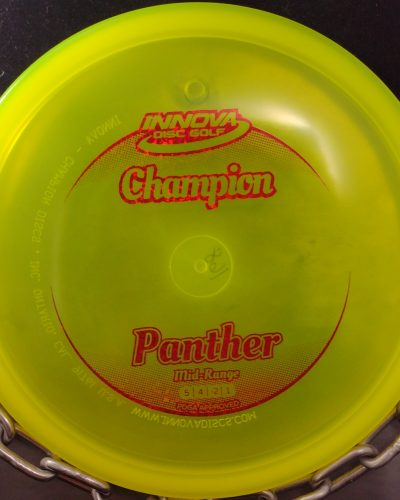 Innova Champion PANTHER Golf Disc Mid Range