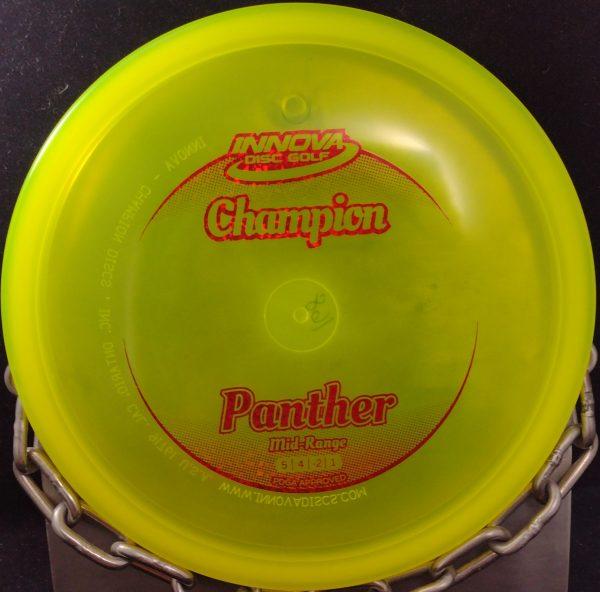 Innova Champion PANTHER Golf Disc Mid Range