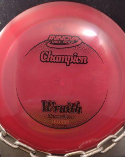 Innova Champion Star WRAITH Golf Disc Driver
