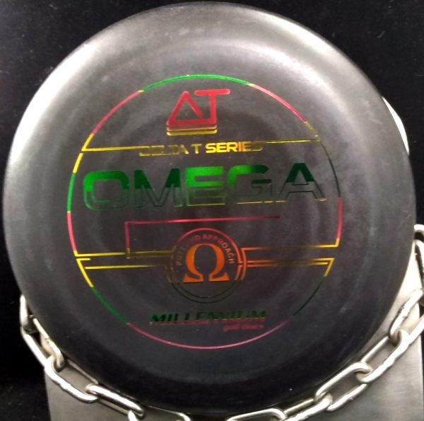 Millennium Delta T OMEGA 1.4 Golf Disc Putter