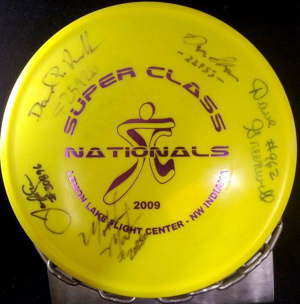 Innova 2009 Super Class Nationals ZEPHYR Specialty Catch Disc