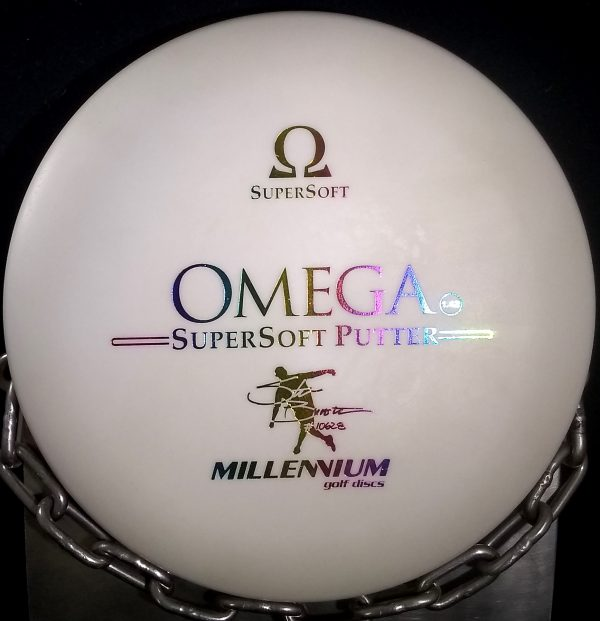 Millennium Steve Brinster Super Soft OMEGA 1.42 Golf Disc Putter