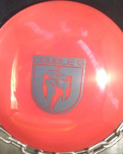 Prodigy Garrett Gurthie, Double G F-3 Golf Disc Driver