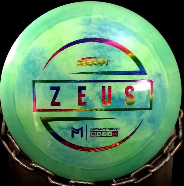 Discraft Paul McBeth ESP ZEUS Golf Disc Driver