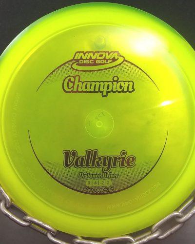 Innova Champion VALKYRIE Golf Disc Driver
