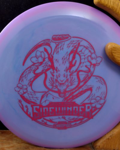 Innova Christine Jennings Tour Series Star SIDEWINDER Golf Disc