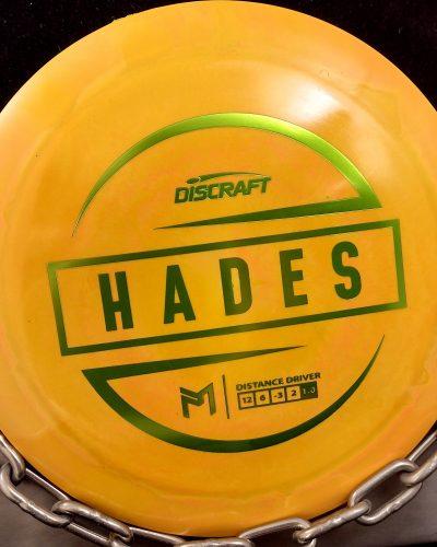 Discraft Paul McBeth ESP HADES Golf Disc Driver