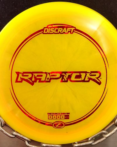 Discraft Z RAPTOR Golf Disc Fairway Driver
