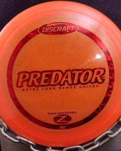 Discraft Z PREDATOR Golf Disc Driver