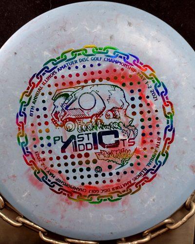 Discraft 2021 Plastic Addicts Jawbreaker BUZZZ Mid Range Golf Disc