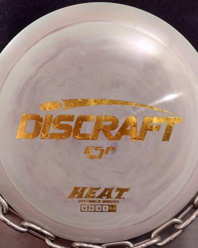 Discraft ESP HEAT Disc Golf Driver