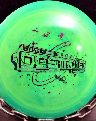 Innova Calvin Heimburg Pre HaloTour Series Star DESTROYER Disc Golf Driver
