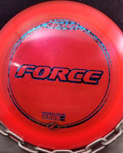 Discraft Z FORCE Disc Golf Driver