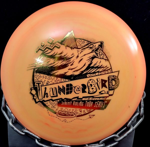 Innova Jeremy Koling Tour Series Star THUNDERBIRD Disc Golf Driver