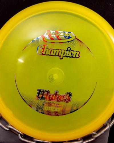 Innova Champion MAKO 3 Mid Range Golf Disc