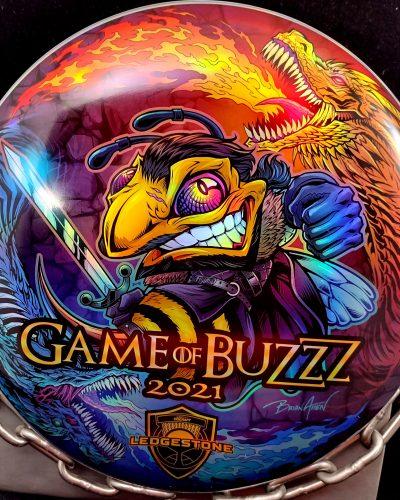 Discraft 2021 Game Of BUZZZ ESP Mid Range Golf Disc