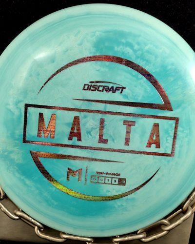 Discraft Paul McBeth MALTA Mid Range Golf Disc