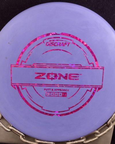 Discraft Putter Line ZONE Golf Disc Putter