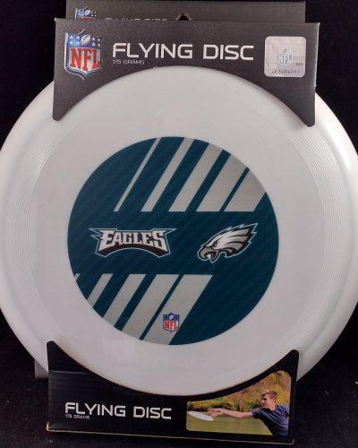Licensed NFL Wild Sports Philadelphia EAGLES Flying Disc
