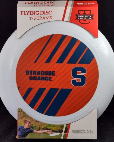 Licensed NCAA Wild Sports Syracuse Flying Disc