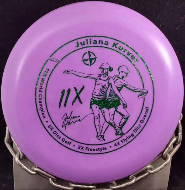 Innova 11 X World Champion Juliana Korver Big Bead JK Pro Aviar Disc Golf Putter