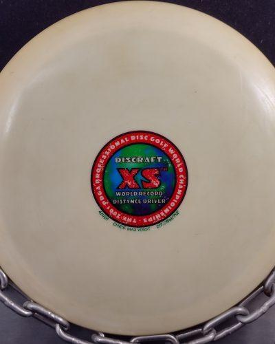 Discraft 2001 Worlds Distance Champ Max Voigt XS Disc Golf Driver