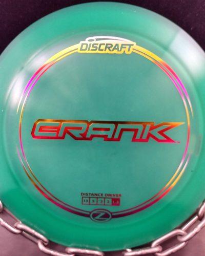 Discraft Z CRANK Disc Golf Driver