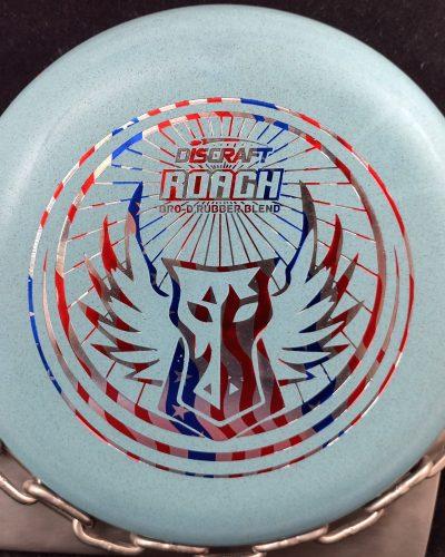Discraft Bro D Rubber Blend ROACH Disc Golf Putter