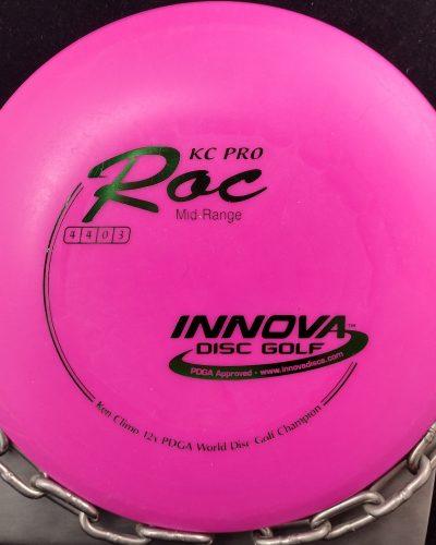 Innova Ken Climo 12 Time World Champion KC Pro ROC Mid Range Golf Disc