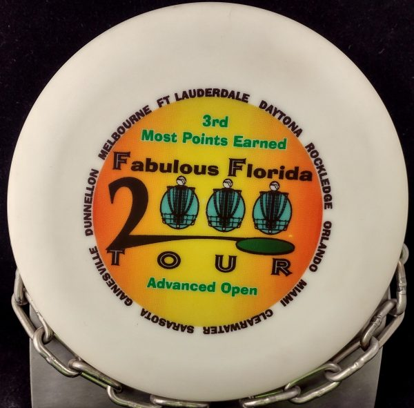 Innova 2000 Fabulous Florida Big Bead Aviar Disc Golf Putter