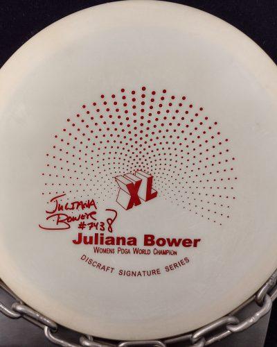 Discraft Juliana Bower (Korver) XL Disc Golf Driver